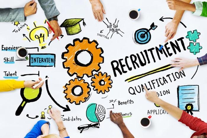 Recruitment service process