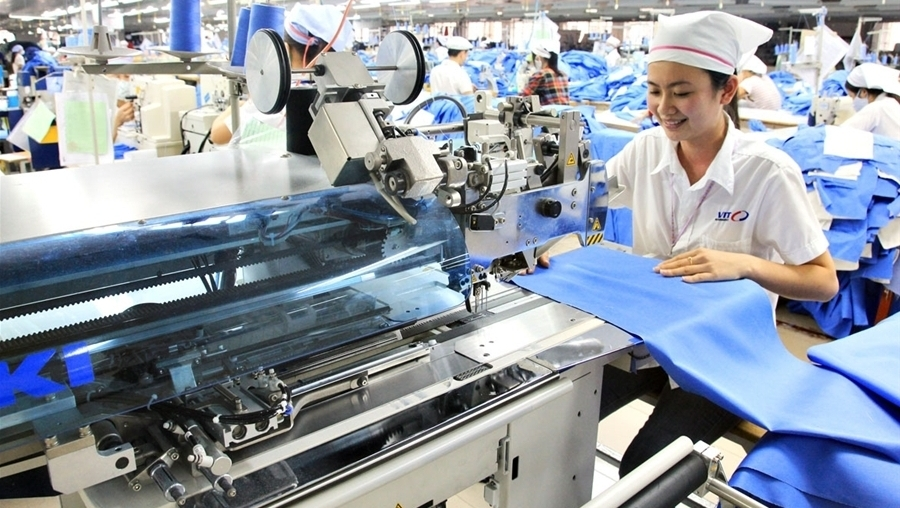 The export markets of Vietnam Textile and Apparel are about 180 countries.