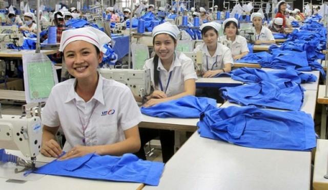 Khái quát về công nghiệp dệt may ở Việt Nam hiện nay