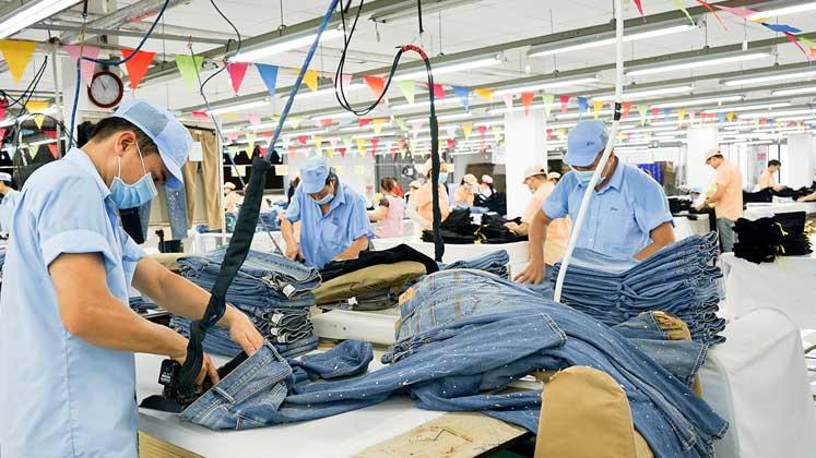 Thách thức cho Dệt may Việt Nam 2020. Nguồn ảnh: apparelsources.com
