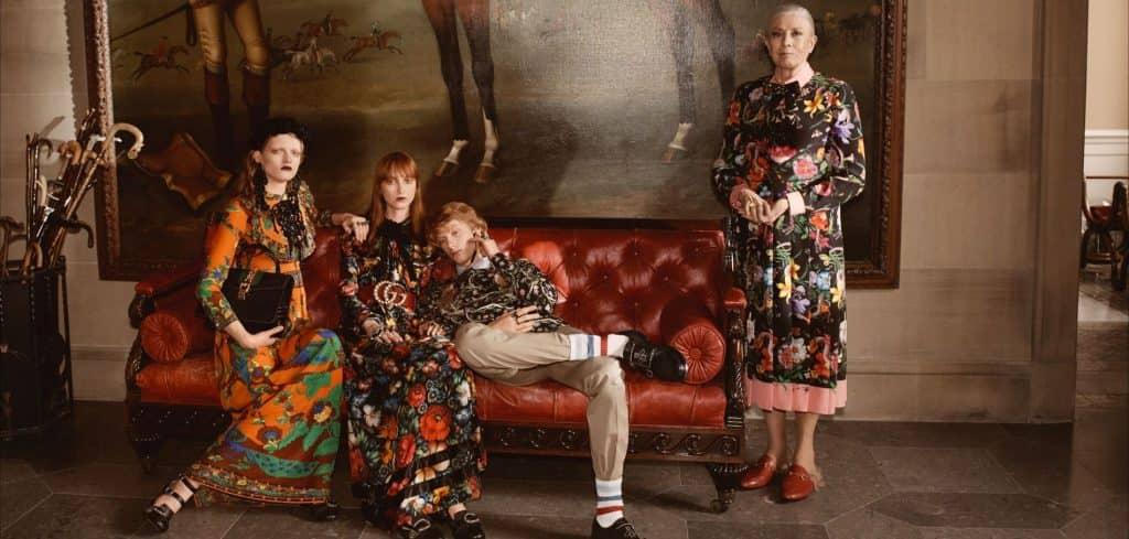 Gucci thương hiệu thời trang bán chạy nhất thế giới