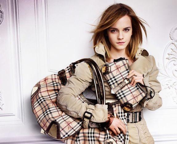 Burberry thương hiệu thời trang bán chạy nhất