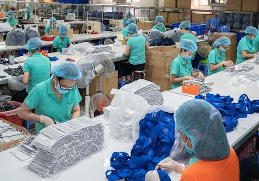 Trong năm 2020, Việt Nam đã xuất khẩu hơn 1 tỷ khẩu trang y tế các loại