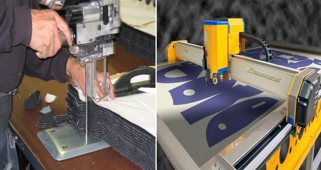 Máy cắt vải công nghiệp dệt may
