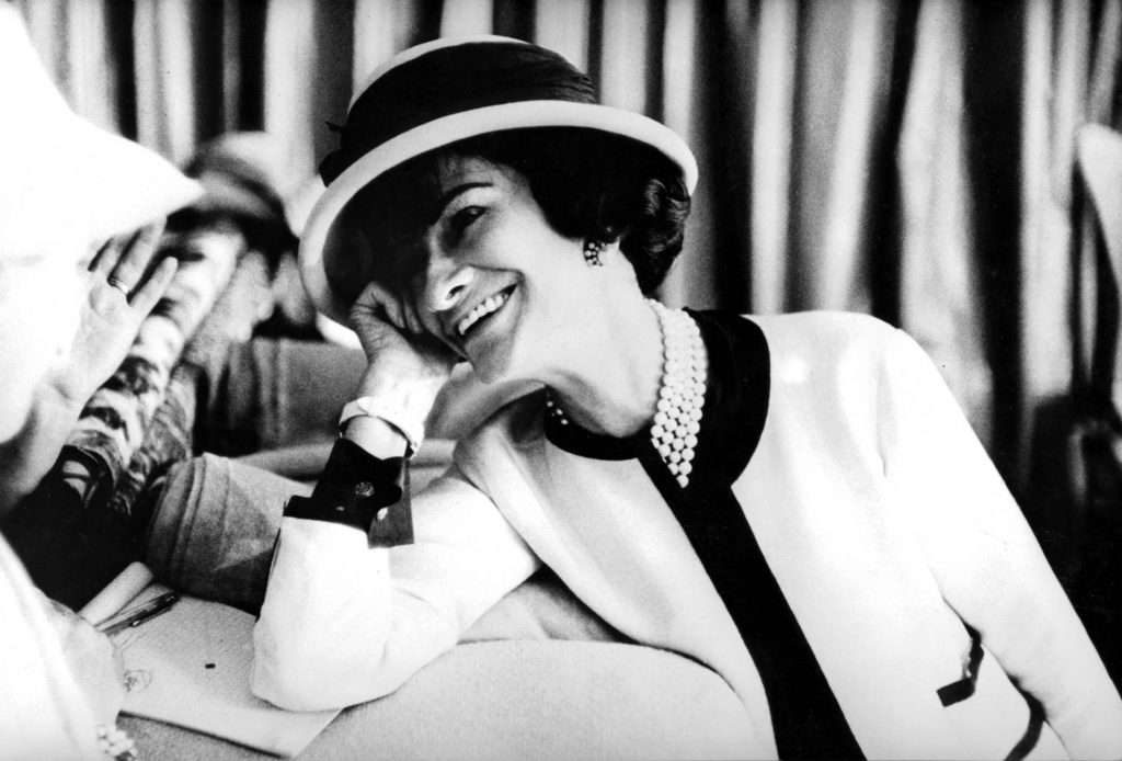 Coco Chanel - tên tuổi tạo mẫu lẫy lừng của làng thời trang thế giới