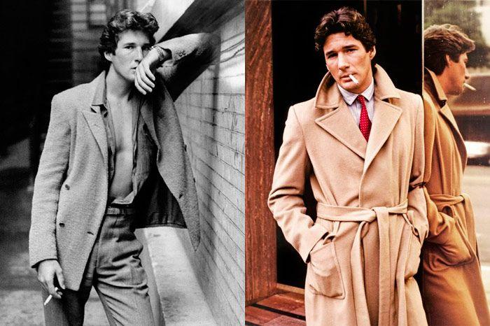 Trang phục Richard Gee mặc trong American Gigolo đã góp phần tạo nên danh tiếng cho Armani