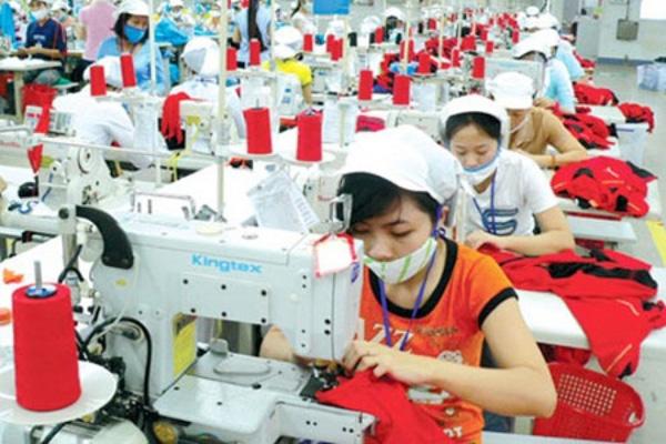 Tăng trưởng xuất khẩu dệt may da giày 6 tháng đầu năm 2021